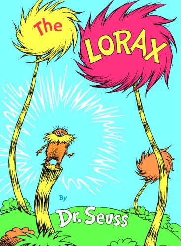 Seuss The Lorax
