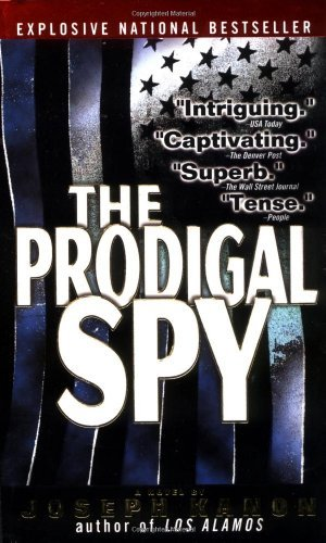Joseph Kanon Prodigal Spy The