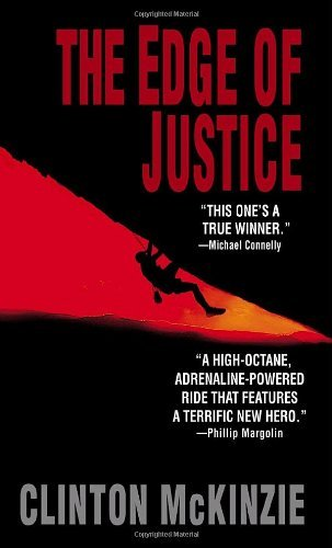 Clinton Mckinzie The Edge Of Justice