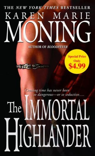Karen Marie Moning The Immortal Highlander