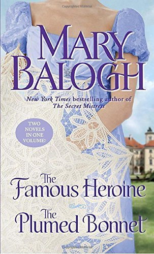 Mary Balogh Famous Heroine The Plumed Bonnet The