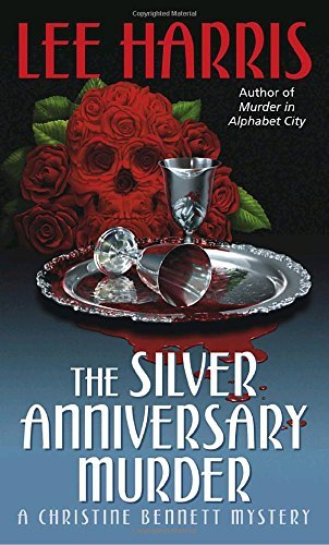 Lee Harris The Silver Anniversary Murder