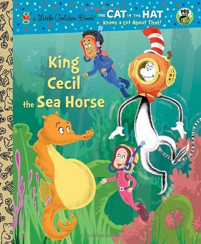 Christopher Moroney King Cecil The Sea Horse
