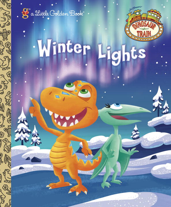 Andrea Posner Sanchez Winter Lights (dinosaur Train)