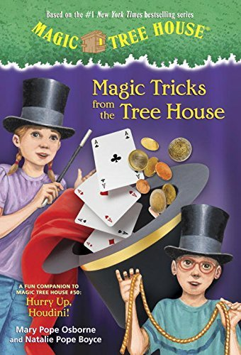 Mary Pope Osborne Magic Tricks From The Tree House A Fun Companion To Magic Tree House #50 Hurry Up