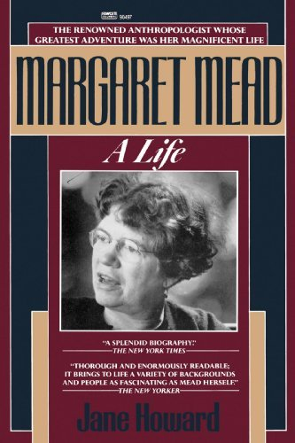 Jane Howard Margaret Mead A Life
