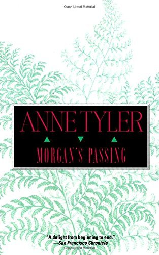 Anne Tyler Morgan's Passing