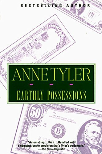 Anne Tyler Earthly Possessions