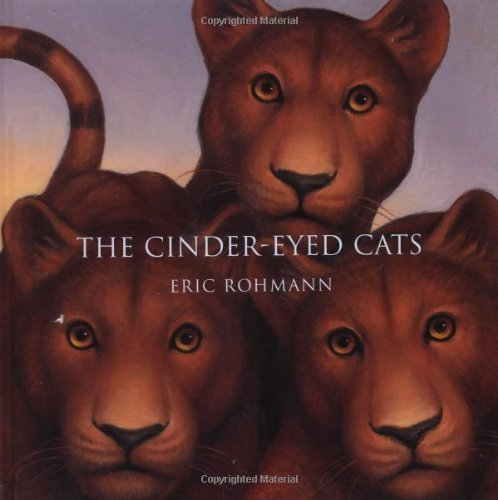 Eric Rohmann The Cinder Eyed Cats