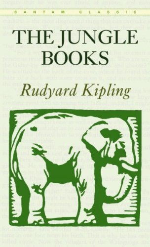 Rudyard Kipling The Jungle Books