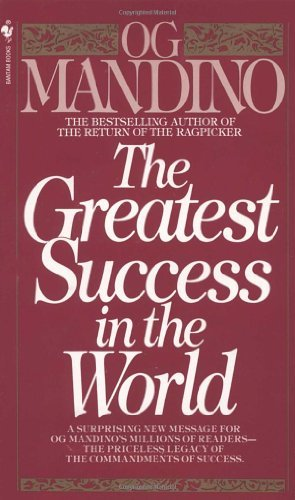 Og Mandino The Greatest Success In The World