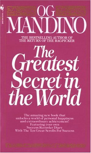 Og Mandino The Greatest Secret In The World