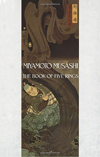 Miyamoto Musashi The Book Of Five Rings