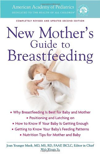 Joan Younger Meek New Mother's Guide To Breastfeeding 0002 Edition;