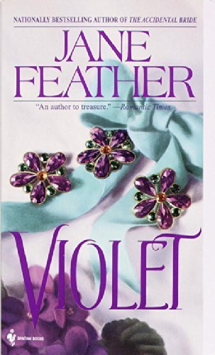 Jane Feather Violet