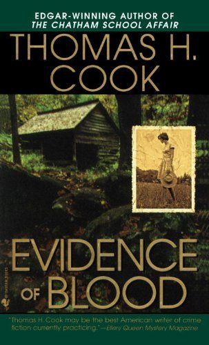 Thomas H. Cook Evidence Of Blood