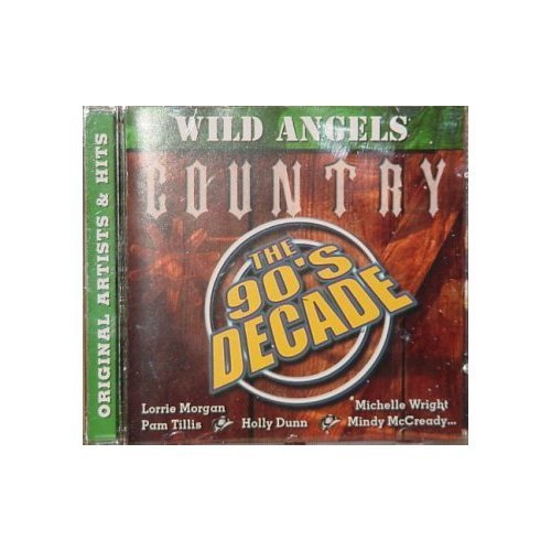 Wild Angels Country 90's Decade