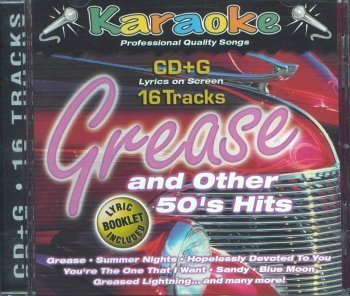 Karaoke Bay Grease & Other 50's Hits