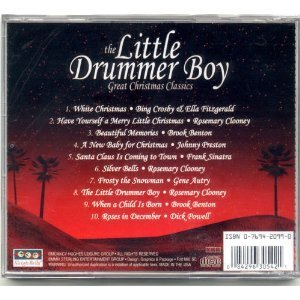 Little Drummer Boy Great Christmas Classics Little Drummer Boy Great Christmas Classics