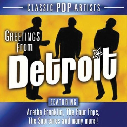 Greetings From Detroit Greetings From Detroit Temptations Franklin Supremems
