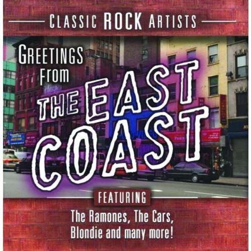 Greetings From The East Coast Greetings From The East Coast Cars Blondie Ramones Greetings From