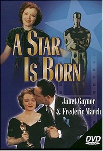 Star Is Born (1937) Gaynor March Menjou Robson Dev