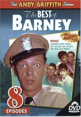 Andy Griffith Show Best Of Barney Clr Nr
