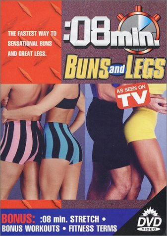 Eight Minute Workout Buns & Legs Clr 5.1 Nr