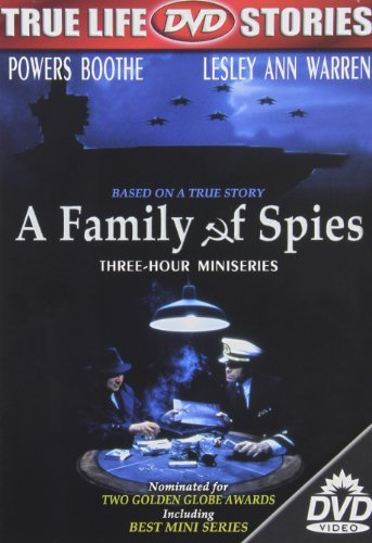 Family Of Spies Miniseries Family Of Spies Miniseries Clr Nr