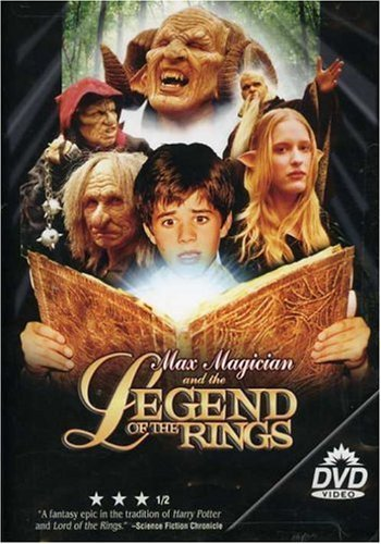 Max Magician And The Legend Of The Rings Max Magician And The Legend Of The Rings Clr Nr
