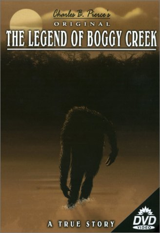 Legend Of Boggy Creek Stierman Pierce Jr. Stumpp