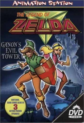 Legend Of Zelda Ganon's Evil Tower
