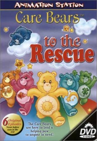Care Bears To The Rescue Care Bears To The Rescue Clr Chnr