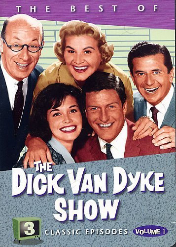 Dick Van Dyke Show 3 Classic Episodes Vol. 1