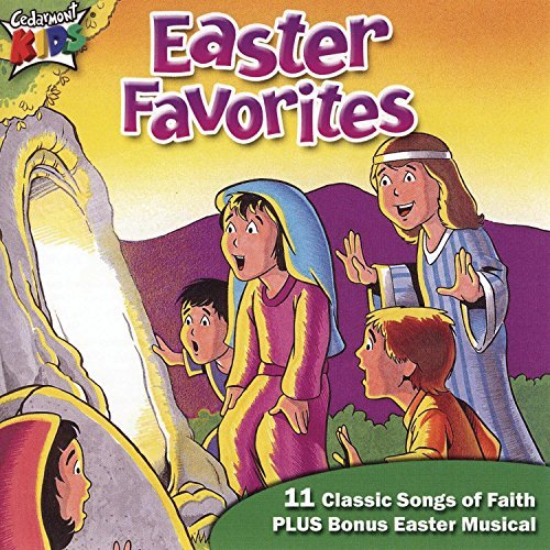 Cedarmont Kids Easter Favorites