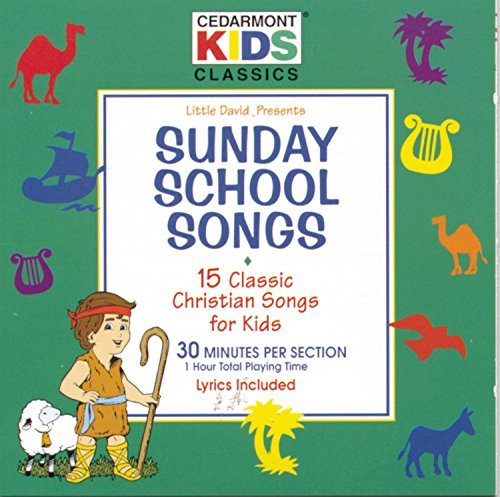 Cedarmont Kids Sunday School Songs Cedarmont Kids