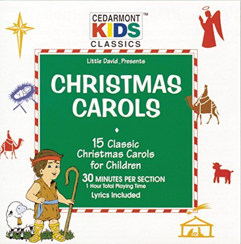 Cedarmont Kids Christmas Carols Cedarmont Kids