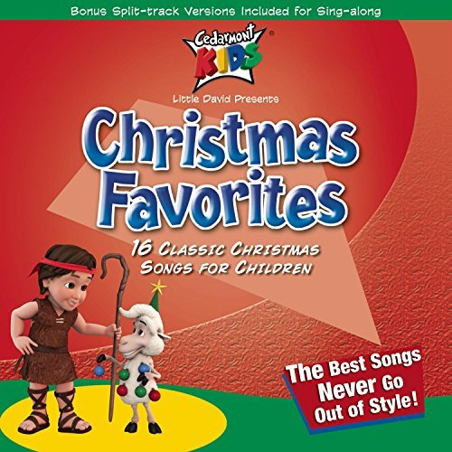 Cedarmont Kids Christmas Favorites