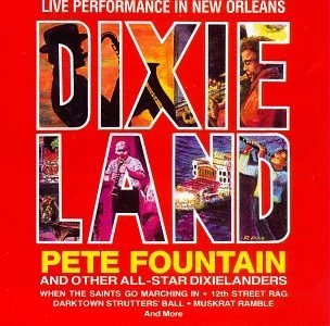 Fountain Pete Dixieland