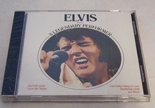 Presley Elvis Vol. 1 Legendary Perform