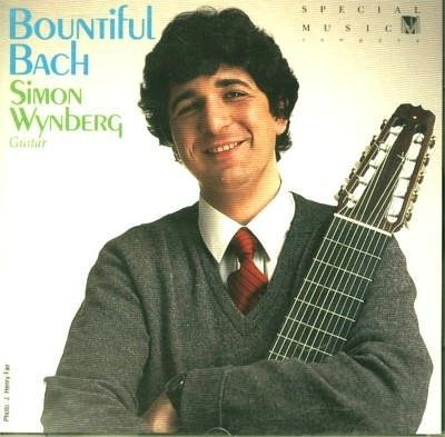 Simon Wynberg Bountiful Bach