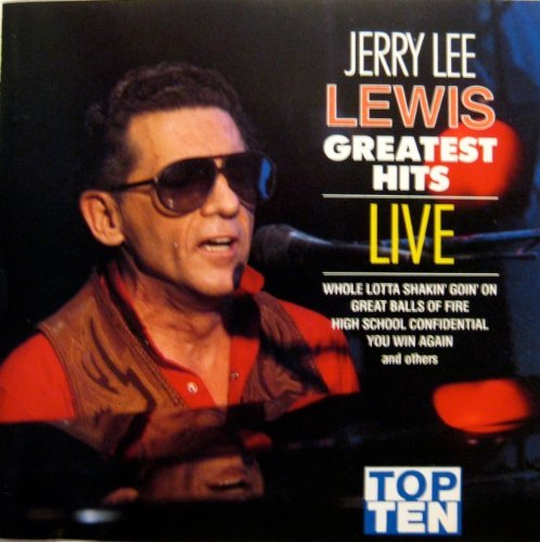 Lewis Jerry Lee Greatest Hits Live
