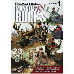 Realtree Monster Bucks Xv Vol. 1 With Bill Jorda