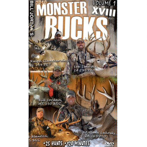 Monster Bucks 18 Vol. 1