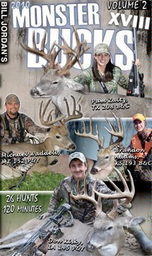 Monster Bucks 18 Vol. 2
