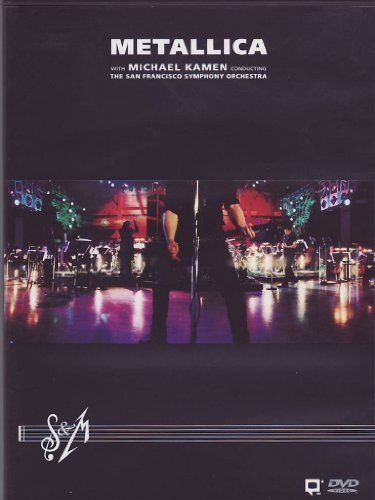 Metallica San Francisco Sympho S & M Explicit Version 2 DVD