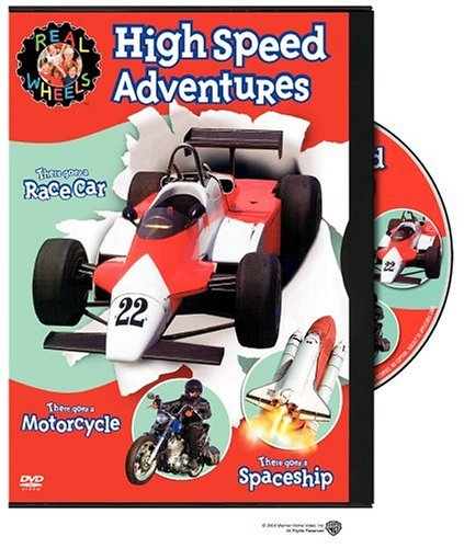 High Speed Adventures Real Wheels Nr