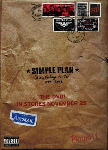 Simple Plan Big Package For You Explicit Version Big Package For You