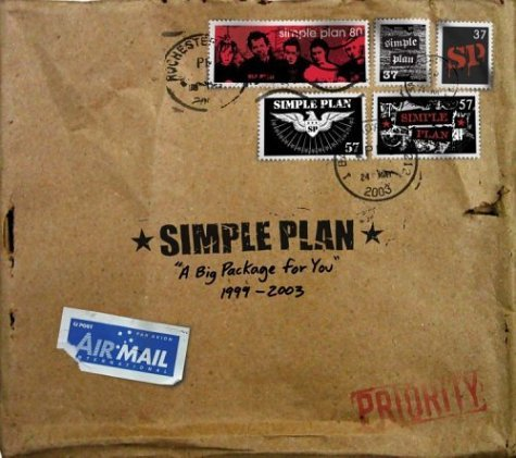 Simple Plan Big Package For You Clean Version Digipak