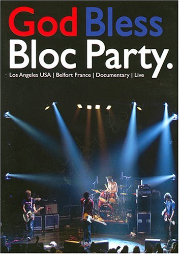 Bloc Party God Bless Bloc Party